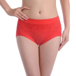 Sustainable Clothing Cute Comfortable Breathable Bamboo Women's Panties