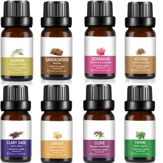 Health & Beauty 100% Pure Natural Essential Oil 10ml