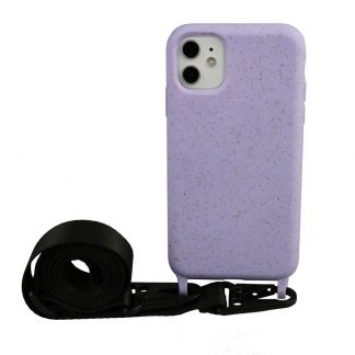 Gift Ideas 100% Biodegradable crossbody iPhone case Biodegradable