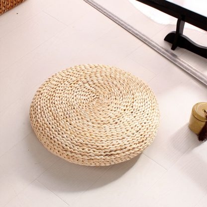 Home & Garden Japanese Tatami Futon with Silk Wadding for Meditation