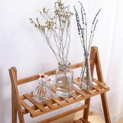 Home & Garden Hydroponic Plants Decorative Glass Vase Glass